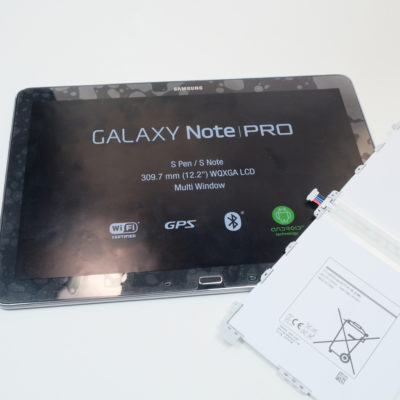 Batterie Galaxy Tab Note Pro